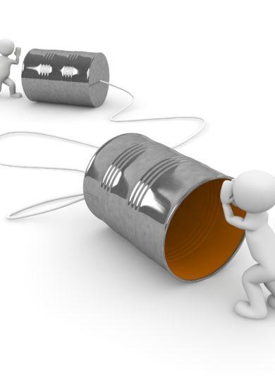 Klare Kommunikation ist wichtig. Nicht nur für Leichte Sprache.